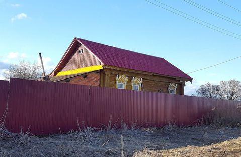 Бревенчатый дом с г/о в г. Кохма Ивановской области - Фото 2