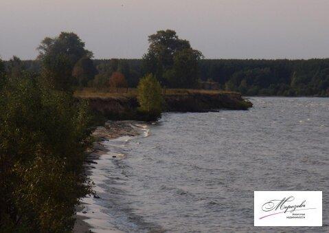 Продам участок под ИЖС на берегу Волги - Фото 1