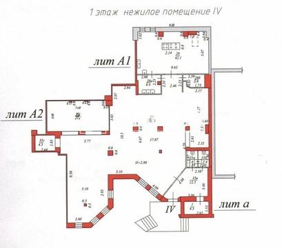 Помещение 380 кв.м. на 1 этаже, Революции 24 - Фото 4