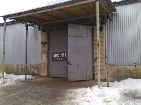 Производственно-складское, отапливаемое помещение, площадью . - Фото 3