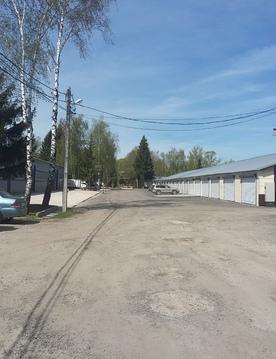 Ангар в аренду на строительном рынке Красная Пресня - Фото 2