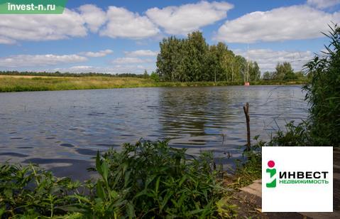 Продажа участка, Симоново, Заокский район, Ул. Зелёная - Фото 1