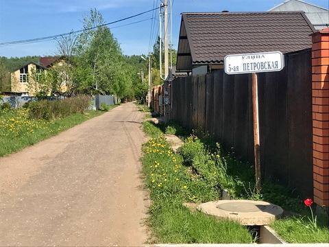 Земельный участок 10 соток под ИЖС в пос. Тучково, ул. Прибрежная - Фото 3