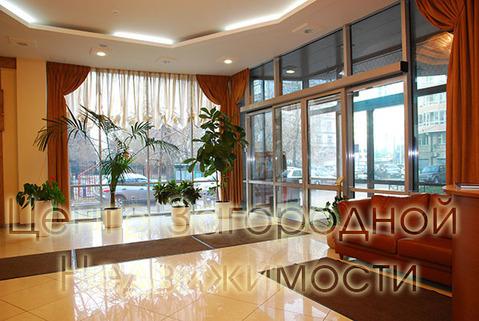 """Аренда офиса в Москве, Беговая, 473 кв.м, класс A. м. """"Беговая"""" . - Фото 2"""
