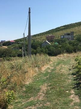 Земельный участок с видом на море в пригороде Анапы - Фото 2