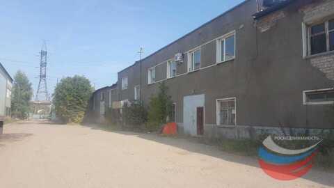 Производственные помещения 1839 кв.м. г. Александров - Фото 1