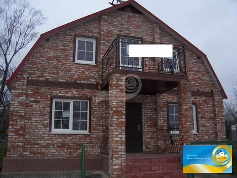 Продается дом, площадь строения: 151.50 кв.м, площадь участка: 8.14 . - Фото 1