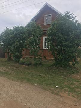Продажа дома, Боровичи, Боровичский район, Ланошино-2 мкр. - Фото 1
