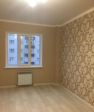 Октябрьская 202, новый дом,1 ком.33 кв с евро ремонтом - Фото 1