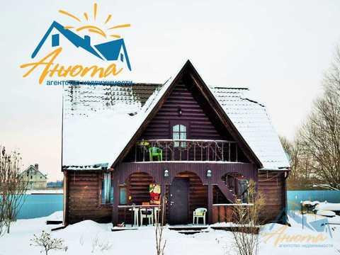 Продается дом с баней в деревне Папино Жуковского района - Фото 1