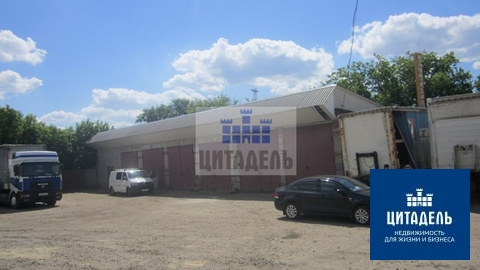 Производственная база г. Лиски Воронежская область - Фото 4