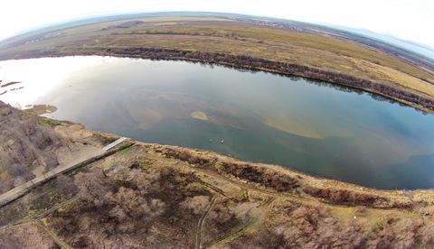 До реки Ока всего 250м, 28 соток ИЖС, п.Ланьшино, 100км от МКАД - Фото 3