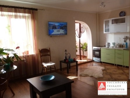 Квартира, ул. Белгородская, д.1 - Фото 2