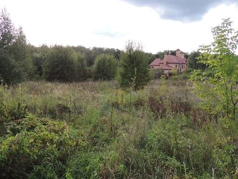 Продается земельный участок 28 соток в д.Высоково, Мытищинский р-он - Фото 1