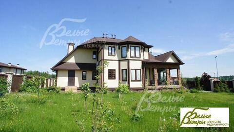 Дом180 кв. м,  10 сот, Калужское шоссе,  9 км,  Антоновка . - Фото 1