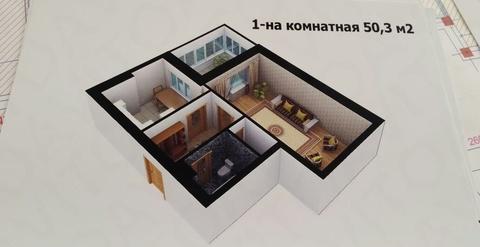 Продается квартира г.Махачкала, ул. Юсупова - Фото 2