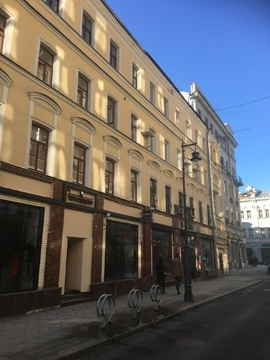 Двухэтажная квартира со вторым светом в центре Москвы - Фото 1