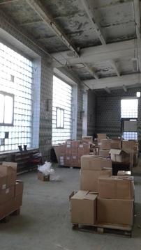 Сдаётся отапливаемое складское помещение 600 м2 - Фото 2
