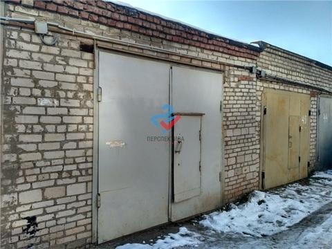 Гараж в районе ул. Менделеева, 152/1 - Фото 1