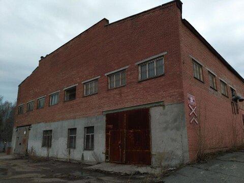 Продается Склад. , Томск город, 1-й Вилюйский проезд 10 - Фото 1