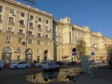 3-х ком.кв, м. Павелецкая, Павелецкая площадь, д.1 - Фото 1