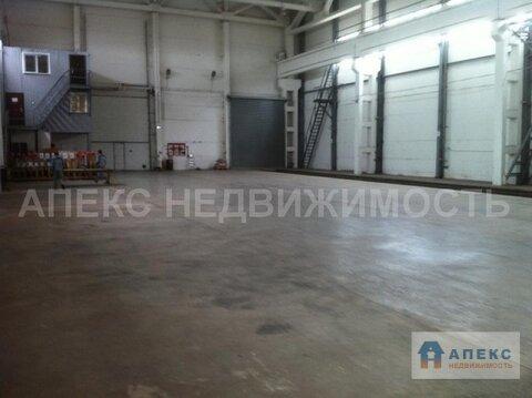 Аренда помещения пл. 2500 м2 под производство, склад, Климовск . - Фото 2