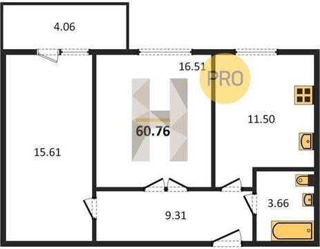 Продажа квартиры, Пенза, Ул. Мира - Фото 3