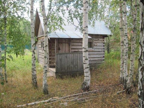 Летний домик с рубленной баней вблизи оз.Иванковского в 160 км от МКАД - Фото 5