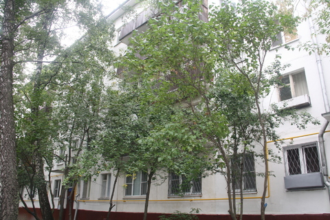 1-я квартира 32кв м. Севанская, 19 к2 метро Кантемировская - Фото 3