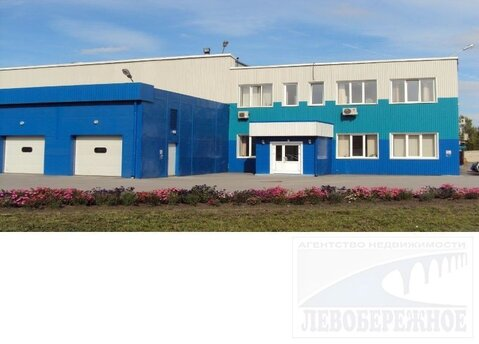 Продажа склада, Новосибирск, Ул. Станционная 2-я - Фото 1