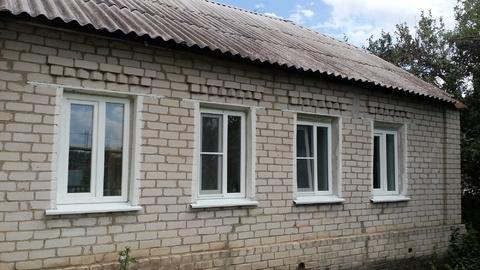 Дом 71 кв.м. на участке 29,3 соток (вблизи с.Хлевное) - Фото 1