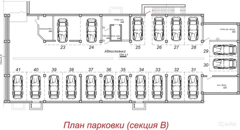 Машиноместо по ул.Коллективная - Фото 4