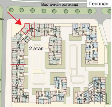 Эксклюзивная 3 комнатная квартира в жилом комплексе русская европа - Фото 4