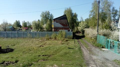 Земельный участок 6соток СНТ Лесная поляна - Фото 1