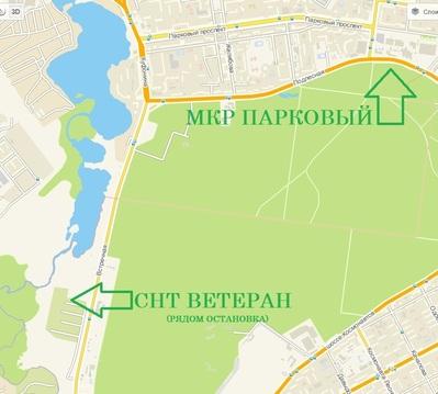 Зем.участок Пермь, Встречная, 30а. - Фото 1
