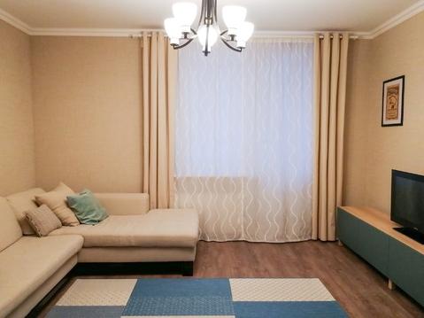 На длительный срок сдается двухкомнатная квартира в Московском районе - Фото 1