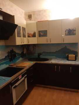 Сдается 3-х комнатная квартира со всей мебелью и техникой в Бутово пар - Фото 1
