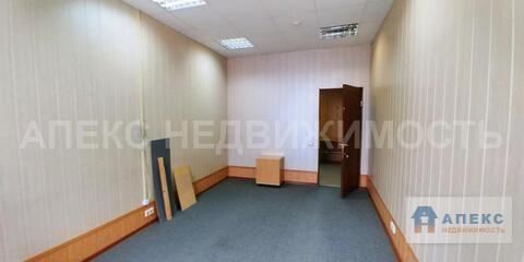 Аренда офиса 124 м2 м. Парк Победы в бизнес-центре класса С в . - Фото 4