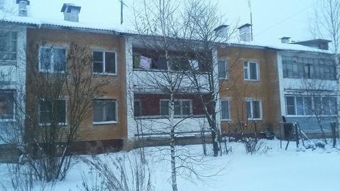 Продается большая 1-комн. квартира с участком, в развитом поселке - Фото 1
