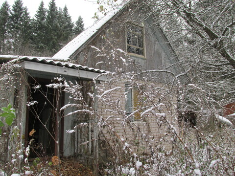Продается участок 8 соток с кирпичным домом в районе Кубинки - Фото 2