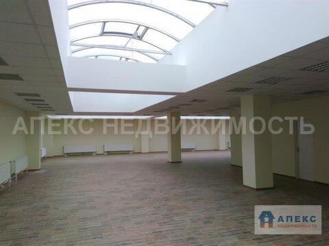 Аренда офиса 600 м2 м. Рязанский проспект в бизнес-центре класса В в . - Фото 2