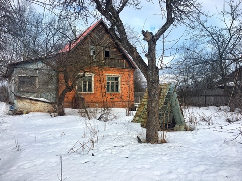 Участок 11 соток с домом - Фото 1