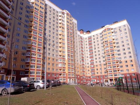 1-ком. квартира мкр. Восточное Бутово, ул. Лесная д. 22, корпус. 2 - Фото 2