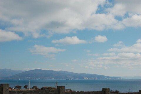 Земельный участок с видом на море, 21 сотка.