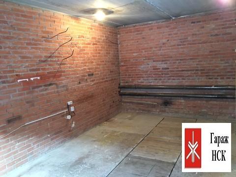 Продам гараж в современном кооперативе. ГСК Центр Щ №7, магазин Эрнест - Фото 3