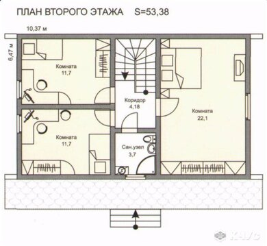 Продажа дома, 162.7 м2, Борисовская, д. 6 - Фото 2