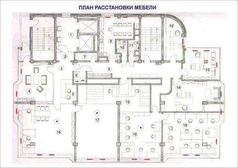 Офис класса А в аренду с мебелью. 430 кв.м. - Фото 2