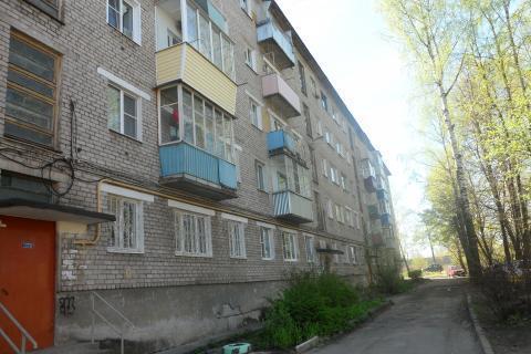 Продаётся 2-комн. квартира в центре города, Купить квартиру в Кимрах по недорогой цене, ID объекта - 309840960 - Фото 1