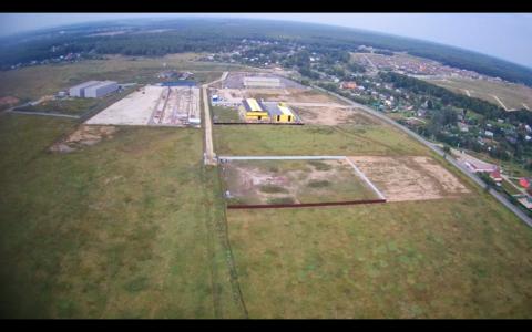 Промышленная земля 50 га около пос. Михнево, Ступинский район - Фото 4