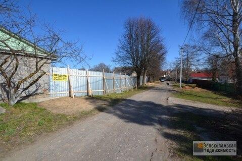 Земельный участок 12 соток, в г.Волоколамске, на ул.Калинина - Фото 1